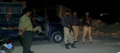 Three banned outfit terrorists rounded up in Multan