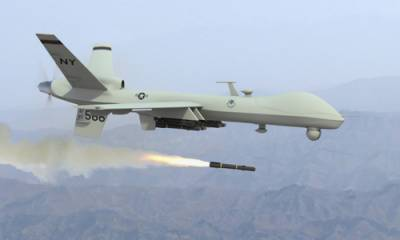 US drone strike on Afghan soil and not in Pakistan: Afghan Officials