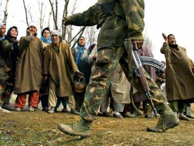 200 freedom fighters, 77 Indian soldiers killed in occupied Kashmir in 2017