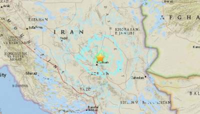 6.0 magnitude earthquake strikes eastern Iran