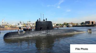 Argentina abandons rescue mission for crew of missing submarine