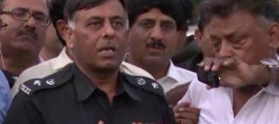 IG Sindh orders inquiry against Rao Anwaar