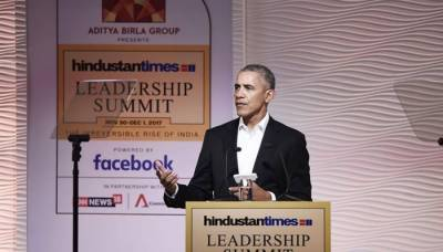 No evidence that Pakistan authorities were aware of Osama Bin Laden presence on its soil: Barack Obama in India