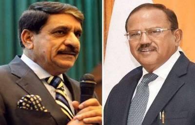 NSA Naseer Janjua confirms backdoor diplomacy with India