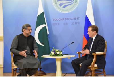 Pak, Russia agree to deepen bilateral ties