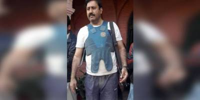 SSP Sajjad Khan heroic performance saves Peshawar from big tragedy