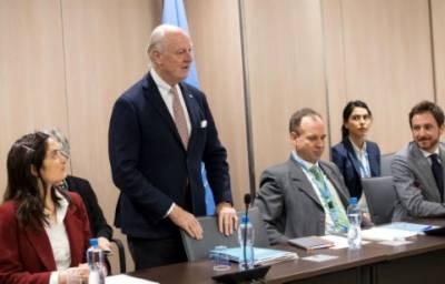 Syria peace talks in Geneva extended till Dec 15