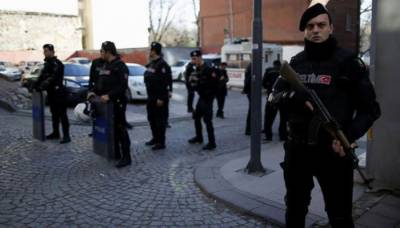 Turkey arrests 62 foreign fighters of ISIS