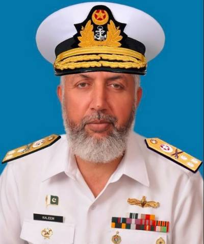 Vice Admiral Kaleem Shaukat appointed new Vice Chief of Naval Staff