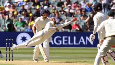 Ashes 2017: Australia bowl out England for 227, lead by 215 runs