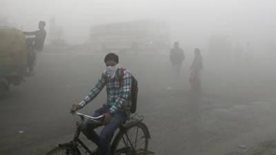 European satellite captures alarming pollution over North India