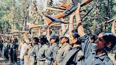 Maoists set up 'permanent camp' in Odisha's Malkangiri district