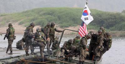 North Korea warns of nuclear war over US-South Korea joint military drill