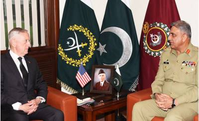 Pakistan raises concerns over Indian use of Afghan soil with US defence secretary