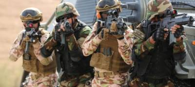 Pakistani, Saudi Arabian Special Forces conduct joint exercises