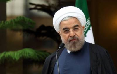 Rouhani calls for resolving issues in ME through dialogue