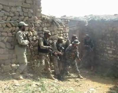 Security forces arrest 11 terrorists in Sibi