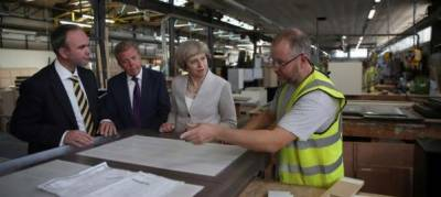 UK factories plan to ramp up investment
