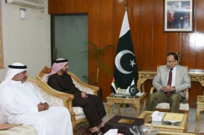 CPEC source of connectivity in region: Ahsan