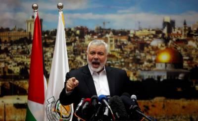 Hamas calls new uprising against Israel