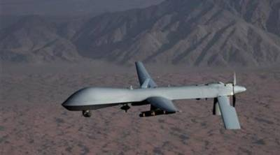 Indian drone violated Chinese territory and crashed: Chinese officials