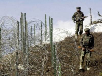 Indian Forces kill two persons in a funeral across LoC in AJK
