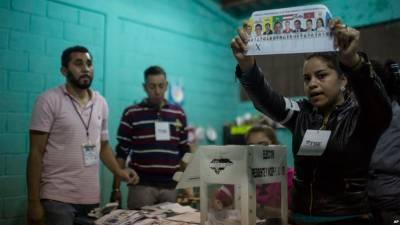 Latin American countries say support Honduran recount
