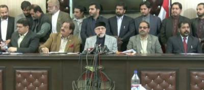 Model Town inquiry report enough to prove Shahbaz, Sana as accused: Qadri