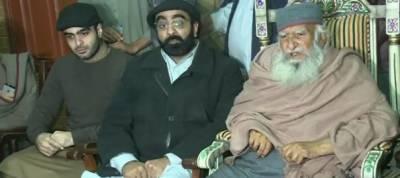 Pir Qasim quits PML-N, Sialvi announces public meeting on Dec 10