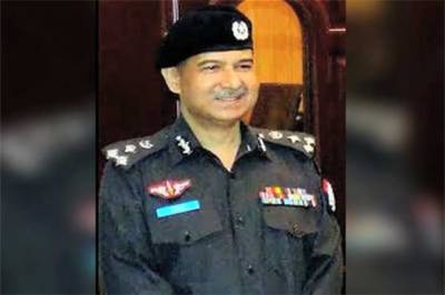 Salman Azam Temuri appointed as new IG Islamabad