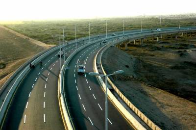 Total length of motorways in Pakistan to cross 2,400 km after completion of ongoing projects