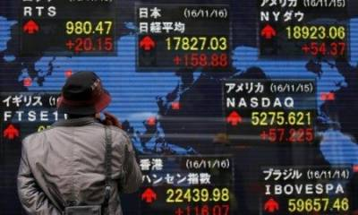 Asia gets China trade boost, Bitcoin shoots for the stars