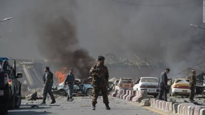 Deadly Bomb Blast in Kabul