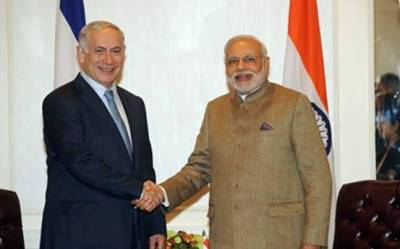 Indian top leader calls for shifting Indian embassy in Israel to Jerusalem