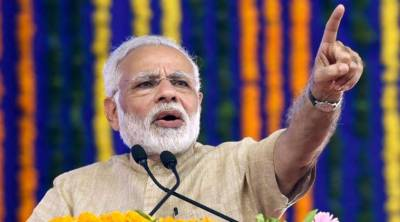 Narendra Modi says Congress leader talked about his