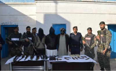 Punjab Rangers arrest 18 terrorists, facilitators across province