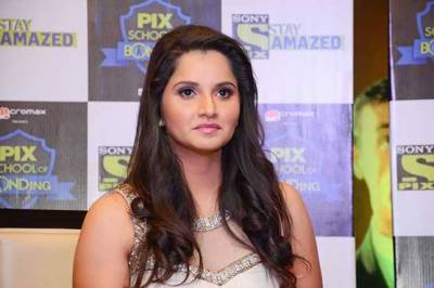 Sania Mirza reveals her favourite cricketer