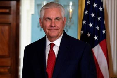 Tillerson to meet Lebanon's Hariri in Paris on Friday