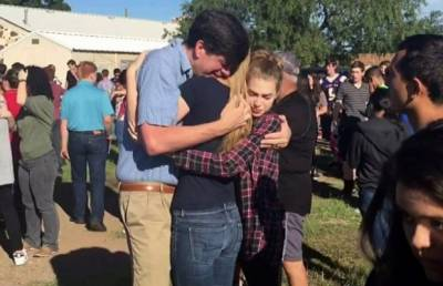 Two teens killed in US school shooting, attacker dead: police