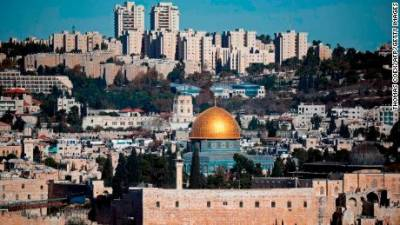 US hints at delaying Jerusalem move plan by two years
