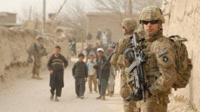 Afghanistan asked to suspend all relations with US