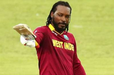 Chris Gayle makes history of T20 cricket