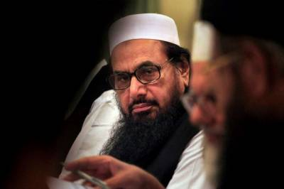 Hafiz Saeed vows massive anti US - Israel protests across country over Jerusalem