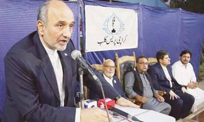Iran reiterates interest in CPEC