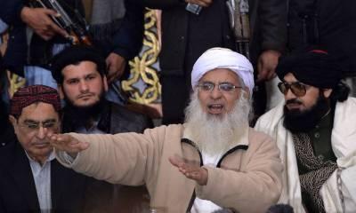 Lal Masjid Maulana Aziz rings the alarm bell over blasphemy