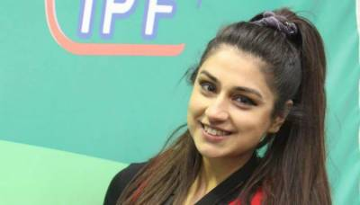 Pakistan female powerlifter Saniha Ghafoor secured 4 gold medals in Oceania Pacific Championship