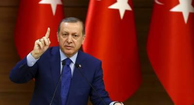 Tayyip Erdogan hits out hard at Israel