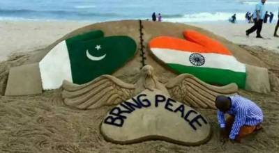 Pakistan slams India for turning down peace message