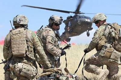 3 US Army soldiers killed, wounded in Afghanistan