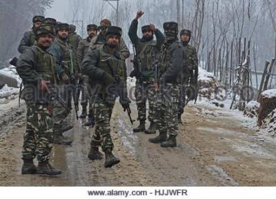 Five Indian Army soldiers go missing at LoC in occupied Kashmir
